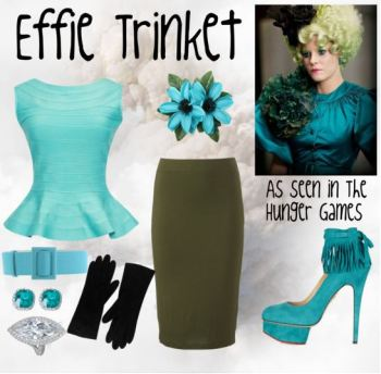 Effie Trinket - Lauren Mayhew A-Z Blog Challenge 2016