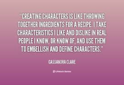 Character Inspiration People You Know - Lauren Mayhew Author