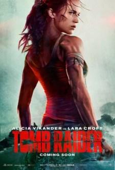 Tomb Raider - Film Review - Lauren Mayhew Author